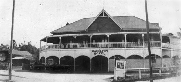 Ascot and Hamilton Heritage Trail Hamilton Hotel