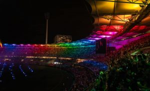 The Gabba Eyed for Olympics 2032