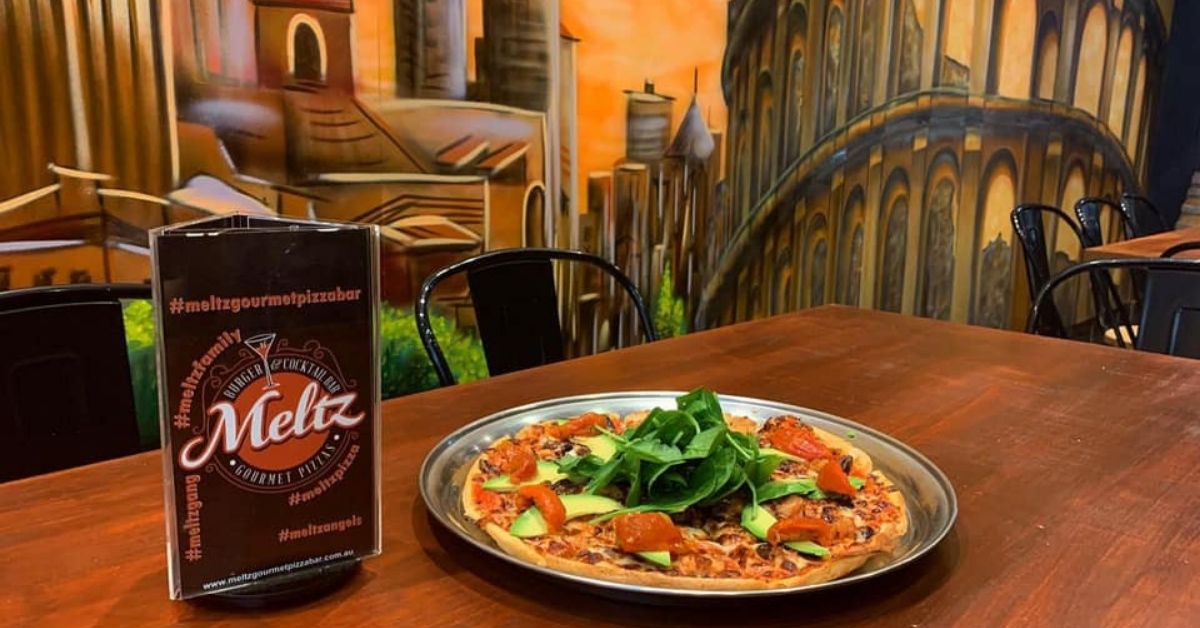 Meltz Gourmet Pizza Bar